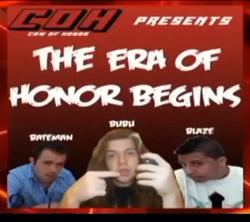 COH The Era of Honor Begins