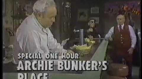 Archie Bunker's Place May 1980 Promo