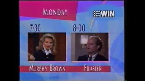 Murphy Brown Promo (1994)