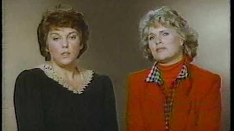 Cagney & Lacey 1986 promo