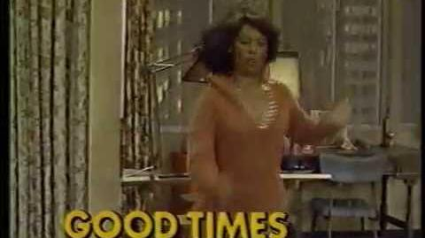 Good Times & Alice 1978 CBS Promo