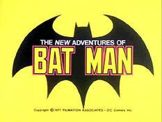 Batman new adventures