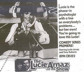 Lucie arnaz show