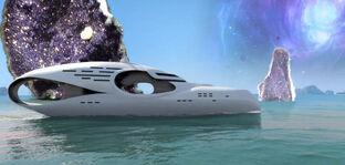 Daia-luxury-starship