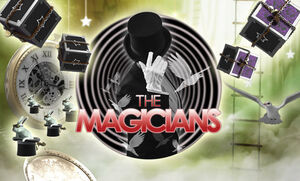 Magicians Title Card