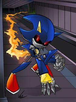 Metal Sonic image