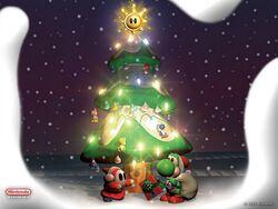 Christmas-Yoshi-nintendo-116976 1024 768