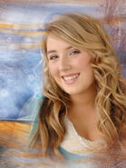 Chloë Agnew-the lady of water