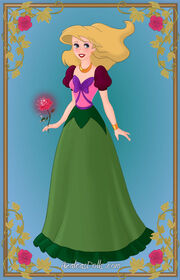 Chloë Agnew the forest princess