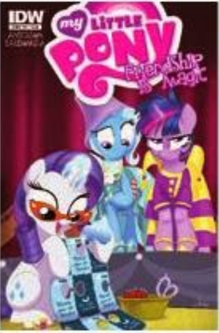 File:MLP IDW Comic Issue 21 Hot Topic Cover.png