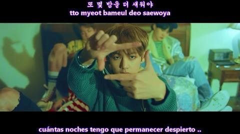 BTS - Spring Day MV Sub Español Hangul Rom HD