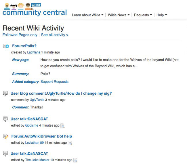 Recent-Wiki-Activity---Wikia-Community-Central