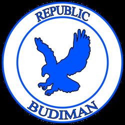 Seal of Republic Budiman