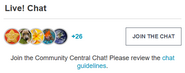 Chat entry point help
