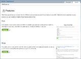 Wiki features screenshot