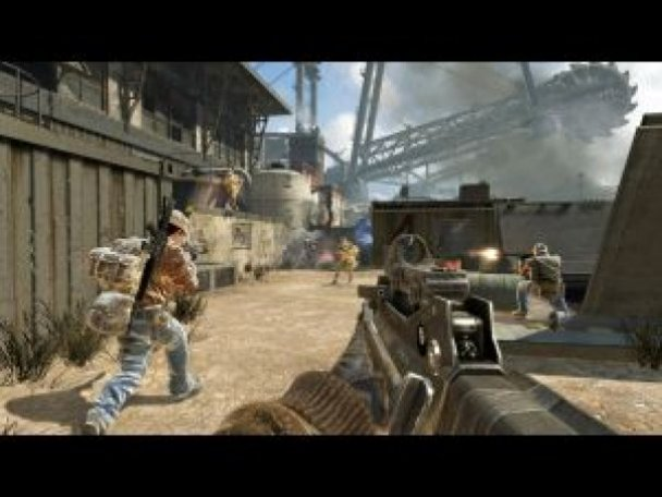 Call of Duty Black Ops No Co op Campaign