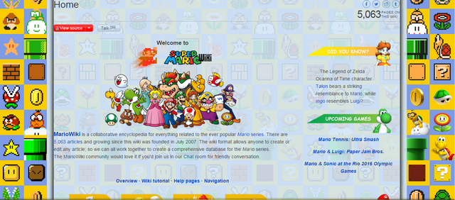 File:Mario Review Homepage.png