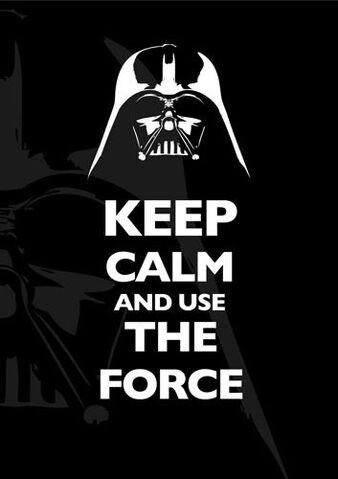 File:Keep Calm And Use The Force.jpg