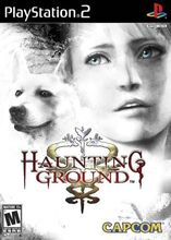 HauntingGround NA PS2cover