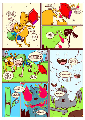 File:Adventure time comic page 3.jpg