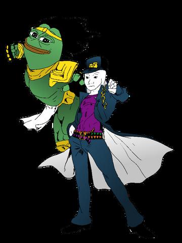 File:Jojo's 4chan Adventure; Stardank Memers.png