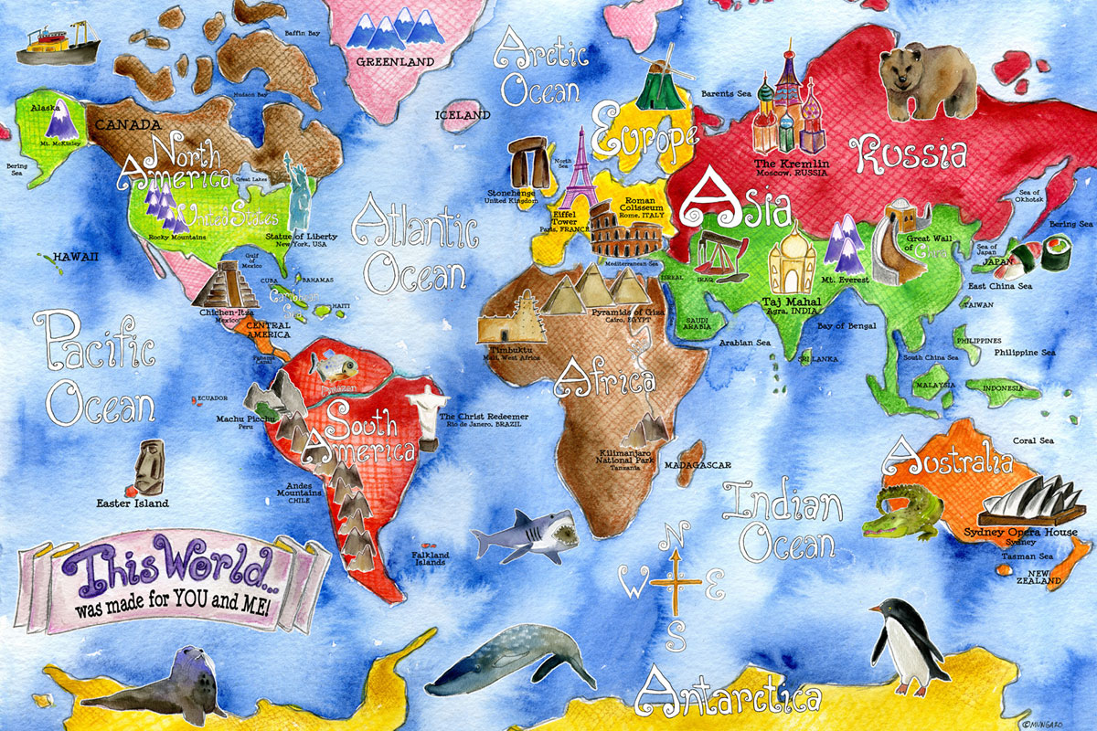 World-Map-Clip-Art