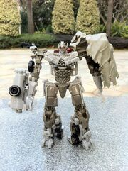 Megatron Robot Mode