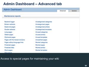 Admin dashboard webinar Slide21