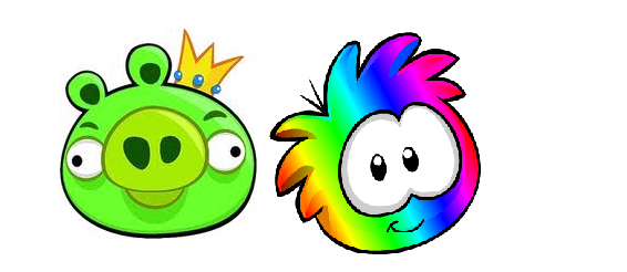 File:King pig and rainbow pufle.png