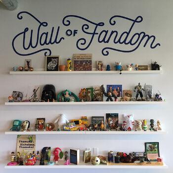 Wall of Fandom