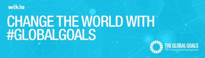 Global Goals Blog Header