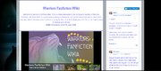 Warriors Fanfiction Review Homepage