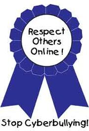 Respect Others Online Stop