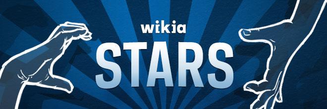 WIKIA Stars BlogHeader