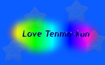 Love Tenma-kunLogo