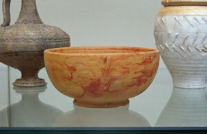 South Gaulish marbled samian cup 1.JPG