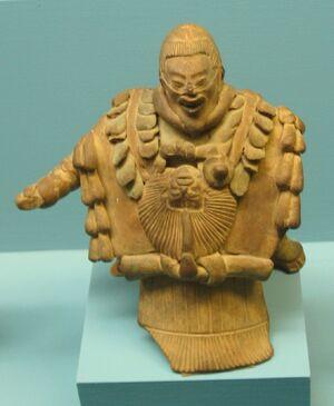 Jaina figurine 3