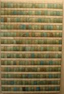 Djoser-FuneraryWallDecoration MetropolitanMuseum