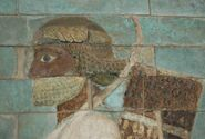 Archer Darius palace Louvre AOD487