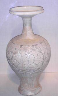 Song Dynasty Stoneware Vase