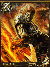 Barbarian axe-wielder