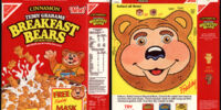 Teddy Grahams Breakfast Bears