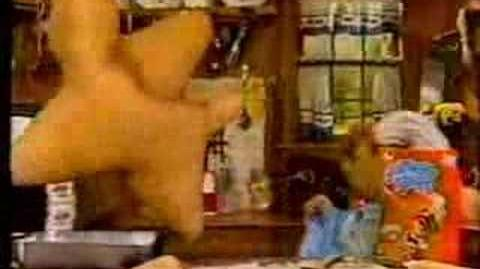 1992 Croonchy Stars Cereal Commercial
