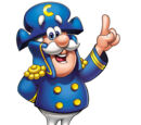 Captain Horatio Magellan Crunch