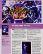 Dr Who Magazine -338 - 33 Gothscan