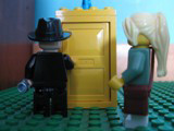 Unproduced LEGO Doctor Who surviving frame