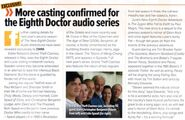 Doctor Who Magazine 390 (8)