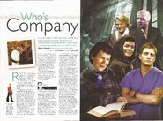 Doctor Who Magazine 367 (40-41)