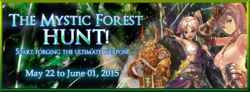 The Mystic Forest Hunt