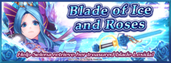 Blade of Ice and Roses